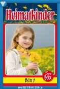 eBook: Heimatkinder 5er Box 1 – Heimatroman