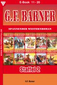 eBook: G.F. Barner Staffel 2 – Western