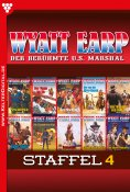 eBook: Wyatt Earp Staffel 4 – Western