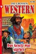 eBook: Die großen Western 182
