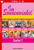 eBook: Im Sonnenwinkel Staffel 2 – Familienroman
