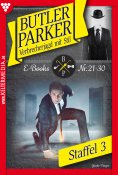 eBook: Butler Parker Staffel 3 – Kriminalroman