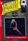eBook: Butler Parker 105 – Kriminalroman