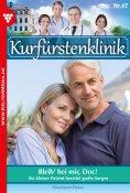 eBook: Kurfürstenklinik 47 – Arztroman