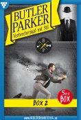 eBook: Butler Parker 5er Box 2 – Kriminalroman