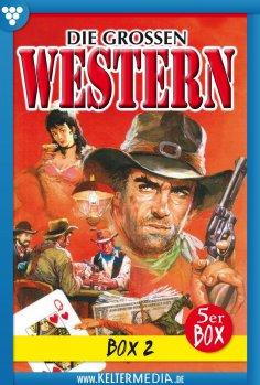 eBook: Die großen Western 5er Box 2 - Western