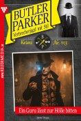 eBook: Butler Parker 113 – Kriminalroman