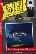 eBook: Butler Parker 115 – Kriminalroman