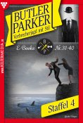 eBook: Butler Parker Staffel 4 – Kriminalroman