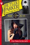 eBook: Butler Parker 116 – Kriminalroman