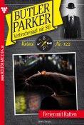 eBook: Butler Parker 122 – Kriminalroman