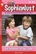 eBook: Sophienlust 244 – Familienroman