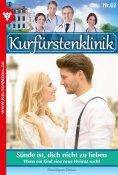 eBook: Kurfürstenklinik 62 – Arztroman