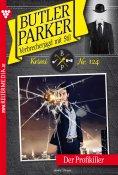 eBook: Butler Parker 124 – Kriminalroman