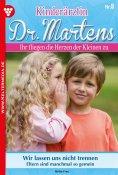 eBook: Kinderärztin Dr. Martens 8 – Arztroman