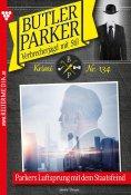 eBook: Butler Parker 134 – Kriminalroman