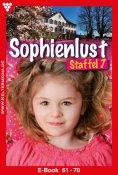 eBook: Sophienlust Staffel 7 – Familienroman