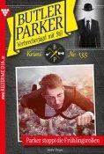 eBook: Butler Parker 135 – Kriminalroman
