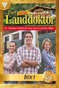 eBook: Der neue Landdoktor Jubiläumsbox 1 – Arztroman
