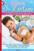 eBook: Kinderärztin Dr. Martens 25 – Arztroman