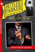 eBook: Butler Parker 136 – Kriminalroman