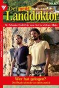 eBook: Der neue Landdoktor 67 – Arztroman