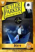 eBook: Butler Parker Jubiläumsbox 4 – Kriminalroman