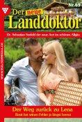 eBook: Der neue Landdoktor 69 – Arztroman