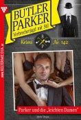 eBook: Butler Parker 142 – Kriminalroman