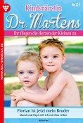 eBook: Kinderärztin Dr. Martens 21 – Arztroman