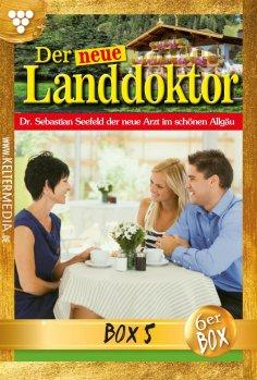 eBook: Der neue Landdoktor Jubiläumsbox 5 – Arztroman