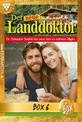 eBook: Der neue Landdoktor Jubiläumsbox 6 – Arztroman