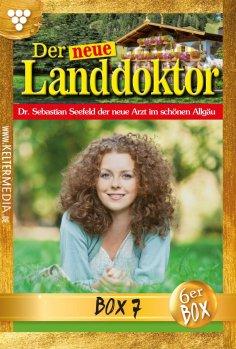 eBook: Der neue Landdoktor Jubiläumsbox 7 – Arztroman