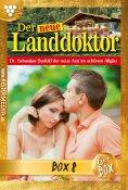 eBook: Der neue Landdoktor Jubiläumsbox 8 – Arztroman