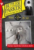 eBook: Butler Parker 143 – Kriminalroman