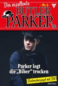 eBook: Der exzellente Butler Parker 4 – Kriminalroman