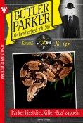 eBook: Butler Parker 147 – Kriminalroman
