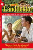 eBook: Der neue Landdoktor 80 – Arztroman
