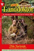 eBook: Der neue Landdoktor 81 – Arztroman