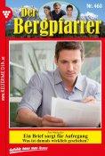 eBook: Der Bergpfarrer 460 – Heimatroman