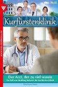 ebook: Kurfürstenklinik 91 – Arztroman