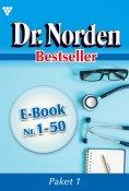 eBook: Dr. Norden Bestseller Paket 1 – Arztroman