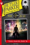 eBook: Butler Parker 156 – Kriminalroman