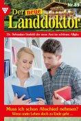 eBook: Der neue Landdoktor 89 – Arztroman