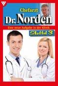 eBook: Chefarzt Dr. Norden Staffel 3 – Arztroman