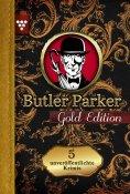 eBook: Butler Parker Gold Edition – Kriminalroman