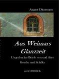 eBook: Aus Weimars Glanzzeit