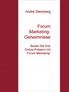 eBook: Forum Marketing-Geheimnisse