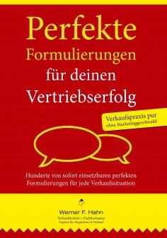 eBook: Perfekte Formulierungen für deinen Vertriebserfolg