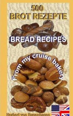 eBook: 500 Bread Recipes